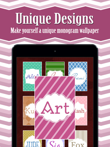 Designer Monogram Maker – Engrave Names & Initials screenshot 8