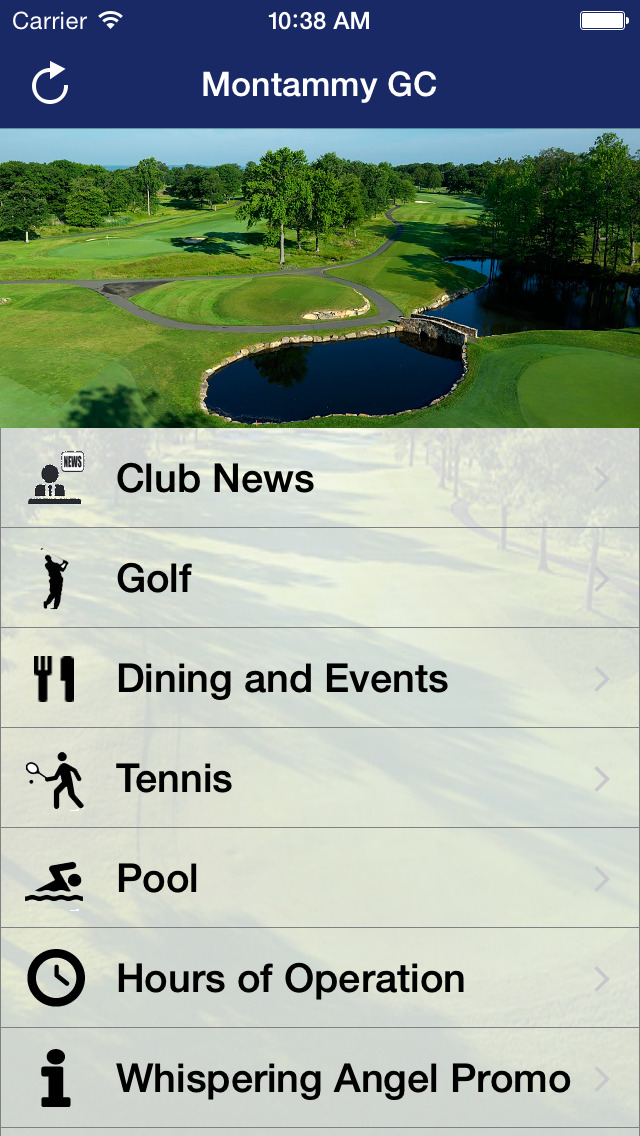 Montammy Golf Club screenshot 4