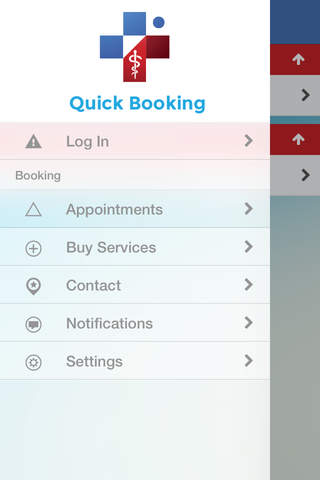 Quick Booking - náhled