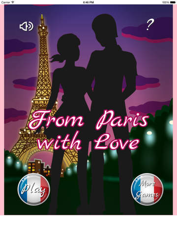 From Paris With Love Free Game !!! screenshot 5