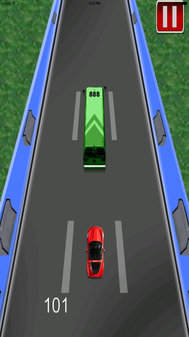 Mad Car Racing - Motor Driving Rivals screenshot 4