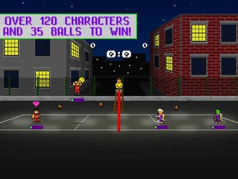 Extreme Beach Volley screenshot 8