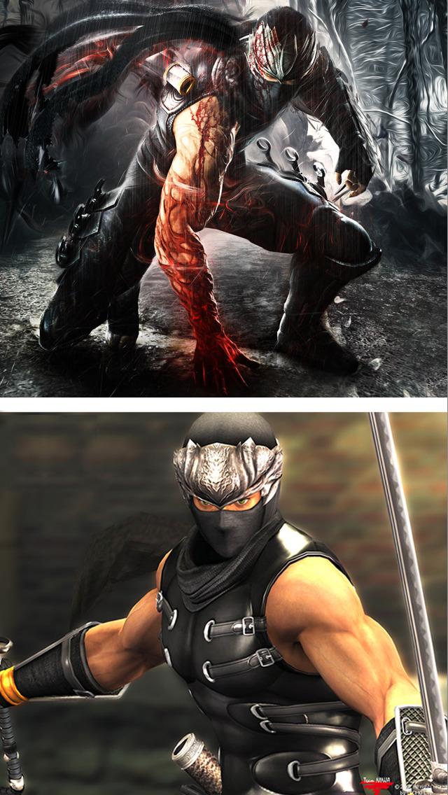 Wallpapers for Ninja, Warrior & Action fight Stunt screenshot 4