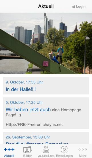 Freedomrunner Bruckfelden screenshot 1