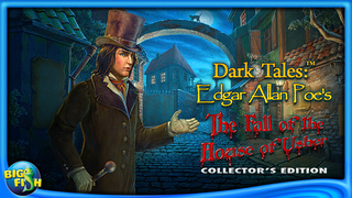 Dark Tales: Edgar Allan Poe's The Fall of the House of Usher - A Detective Mystery Game screenshot 5
