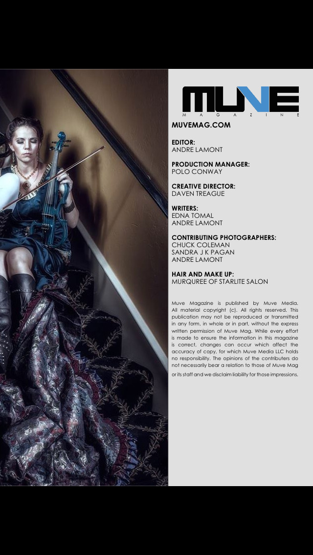 Muve Magzine screenshot 4