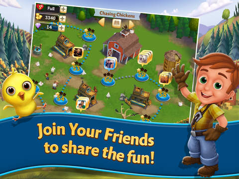 FarmVille: Harvest Swap screenshot 8