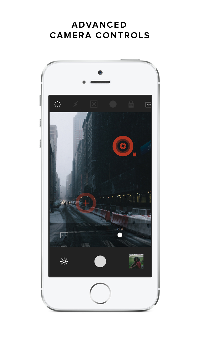 VSCO: Photo & Video Editor screenshot 1