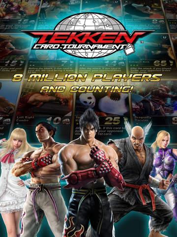 Tekken Card Tournament - Play & Collect Your deck then fight players in online battles games (CCG) screenshot 6