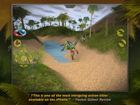 Carnivores: Dinosaur Hunter screenshot 8