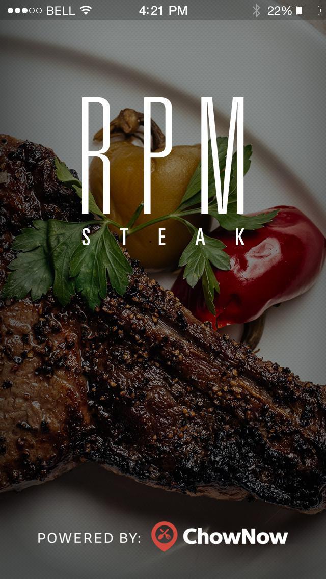 RPM Steak screenshot 1