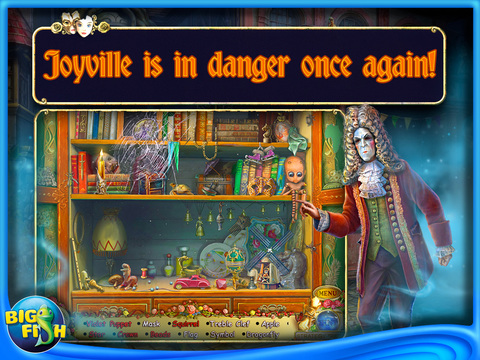 PuppetShow: Destiny Undone HD - A Hidden Object Game with Hidden Objects screenshot 2