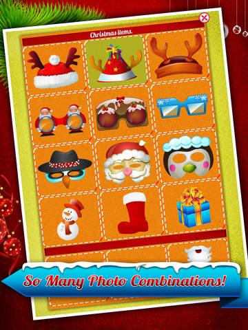 Santa Claus Photo Booth - Festive Merry Christmas Luxury Edition screenshot 7