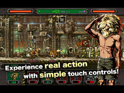 METAL SLUG DEFENSE screenshot 7