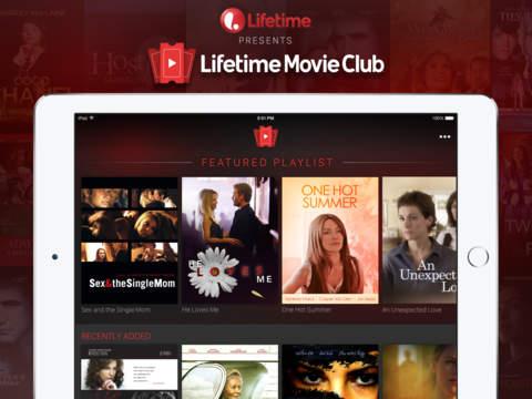 Lifetime Movie Club screenshot 6