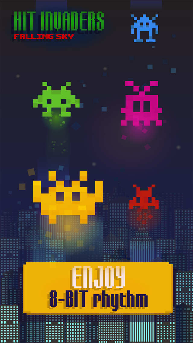 Hit Invaders screenshot 3