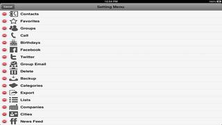 Easy Contacts# Tool Lite screenshot 1