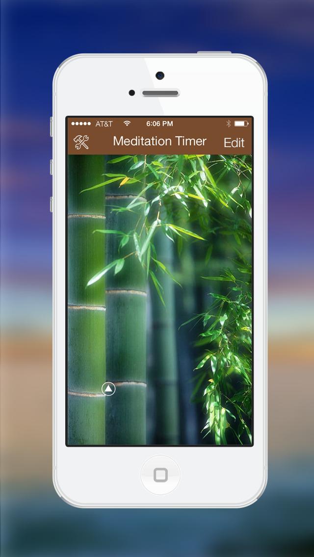 Meditation Timer Free (ios)