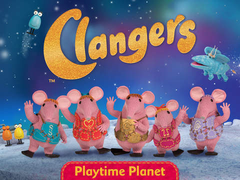 Clangers - Playtime Planet screenshot 6