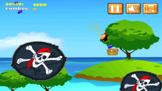 A1 Pirate Jumping Diamond Chase screenshot 2