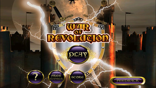 War Of Revolution Pro : Run, Jump The Adventure  Of Galaxy screenshot 1
