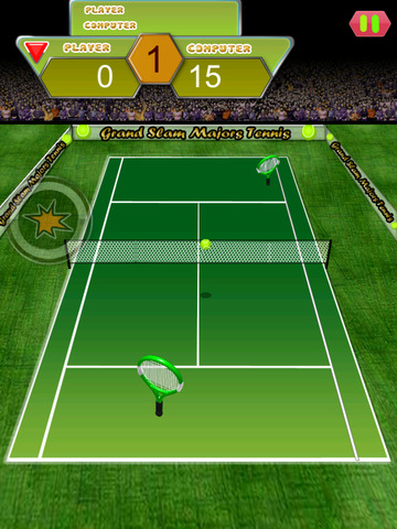 Free Tennis Game Grand Slam Majors Tennis Challenge Open screenshot 8