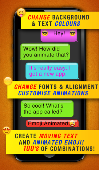 Emoji Animated FREE screenshot 5