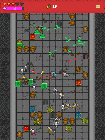 One Tap RPG - Pachinko-like Dungeon Crawler screenshot 10