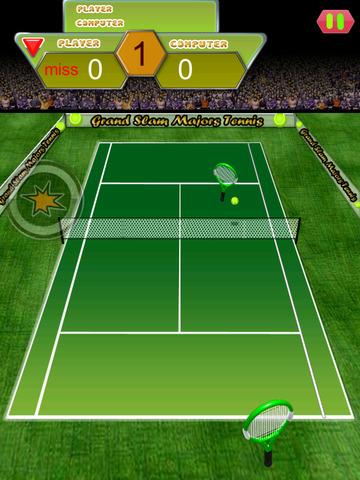 Free Tennis Game Grand Slam Majors Tennis Challenge Open screenshot 6