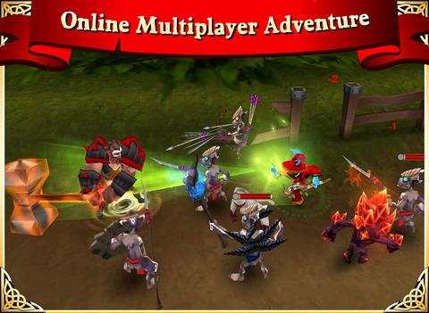 Arcane Legends screenshot 10
