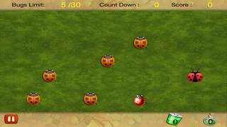 Squashing Bugs Madness - Whack Tiny Insect Mania (Free) screenshot 1