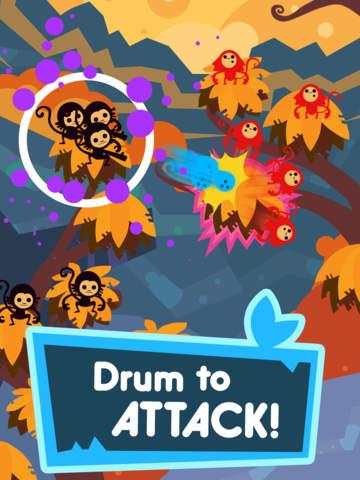 Jungle Rumble: Freedom, Happiness, and Bananas screenshot 6