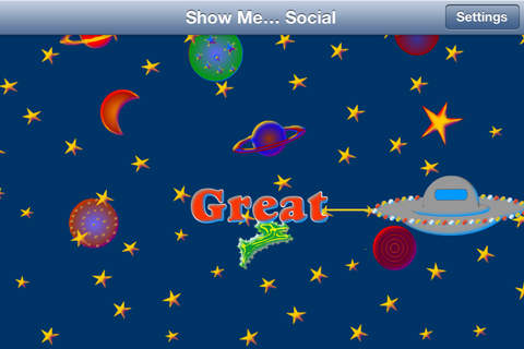 Show Me… Social - náhled