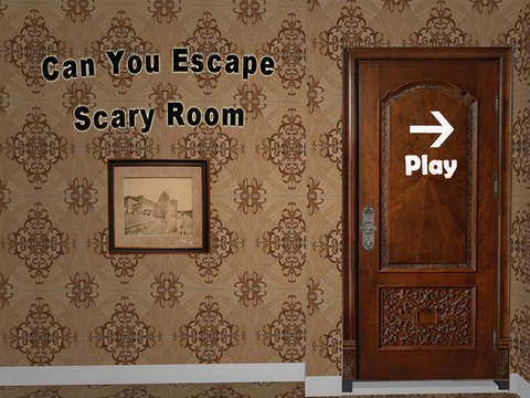 Can You Escape Scary Room Deluxe screenshot 6