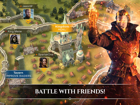 Rival Kingdoms: Endless Night screenshot 7