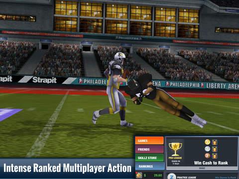 Backbreaker2: Tournament Edition screenshot 7
