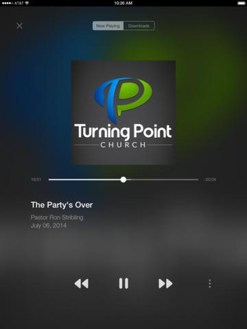 Turning Point Church screenshot 5
