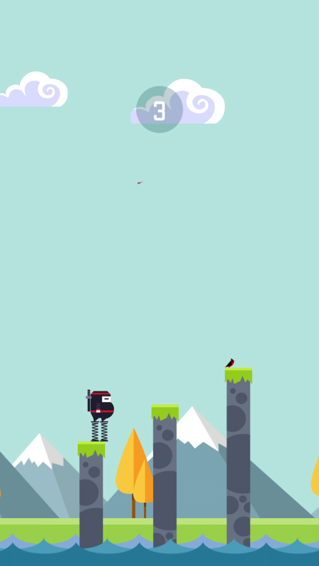 Spring Ninja screenshot 4