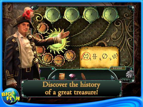 Sea of Lies: Mutiny of the Heart HD - A Hidden Object Game with Hidden Objects screenshot 3