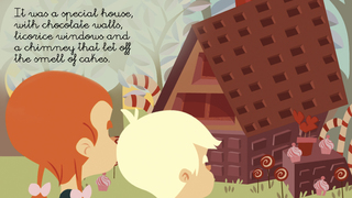 Hansel & Gretel - Multi Language book screenshot 3