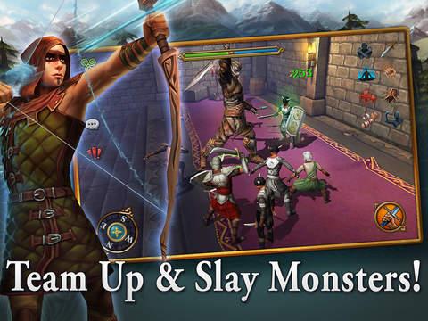 Celtic Heroes 3D MMO screenshot 10