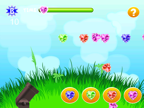 ` Jewel Shooter Color Test Fun Brain Training Time Waster Free Game screenshot 10