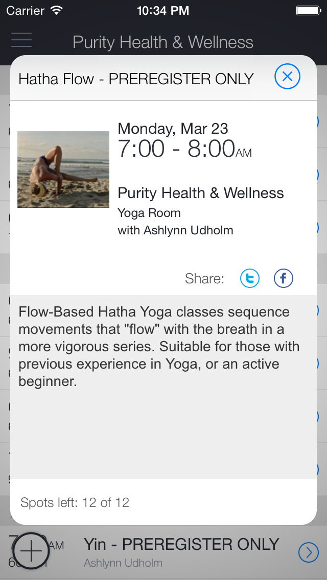 Purity Health & Wellness Inc. screenshot 2