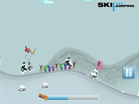 RTL Freestyle Skiing screenshot 10