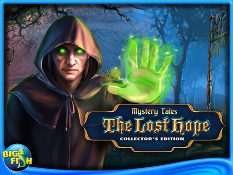 Mystery Tales: The Lost Hope HD - A Hidden Objects Adventure Game screenshot 5
