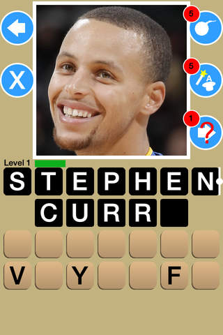 Top NBA Basketball Players Quiz Maestro - náhled