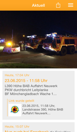 FW News Heinsberg und Umgebung screenshot 1