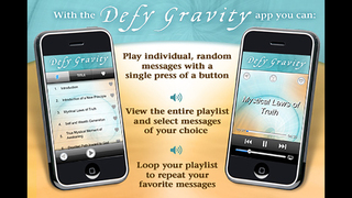 Defy Gravity - Caroline Myss screenshot 2