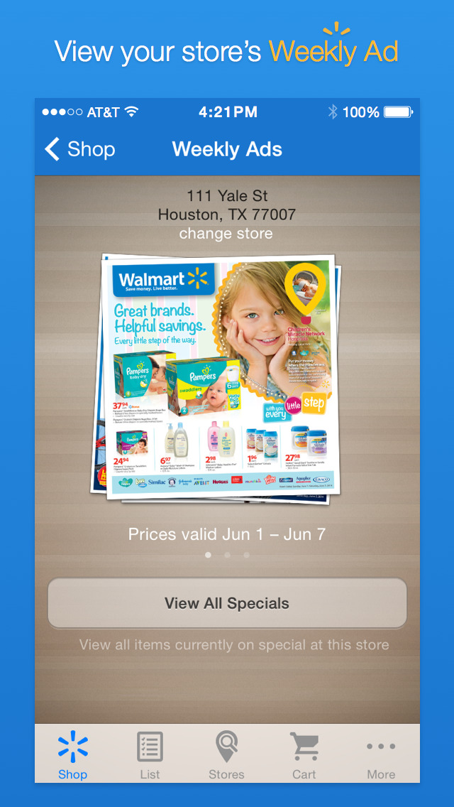 Walmart - Save Time and Money screenshot 4