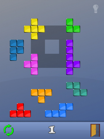 Blocks Game - náhled